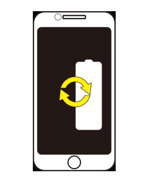 アイフォンバッテリー交換修理