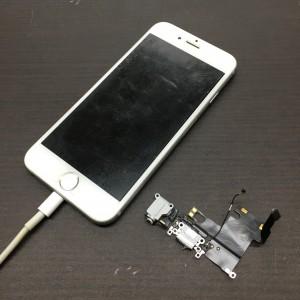 大阪府泉佐野 iPhone6s ドック交換 S.S様