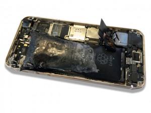大阪府泉南 iPhone6s バッテリー交換 S.S様