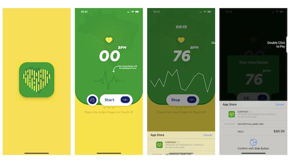 TouchID-Scam-app